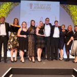 Evolve scoops two IRP Awards… but they're not stopping there!