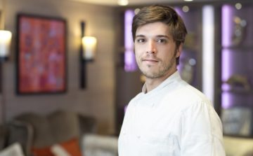 Paolo Bianchi appointed as Executive Chef at Les Grandes Alpes Private Hotel