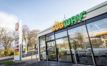 Subway brand opens latest forecourt store with Euro Garages