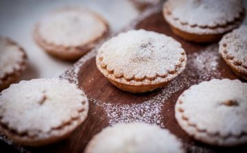 Tom Aikens' recipe for Christmas Mince Pies