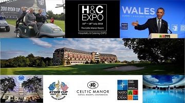 Win an all expenses paid stay at the Celtic Manor for two and two seats at The H&C EXPO Awards