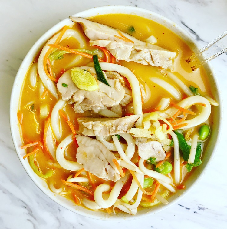 London's leading independent healthy eating chain Abokado launches a new  range of delicious udon soups on 9 January set to cure those winter blues  and help ...