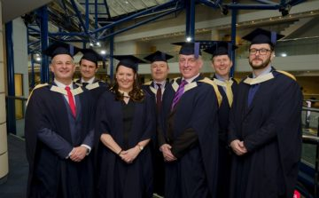 Greene King BDMS celebrate completing post-graduate diploma designed to boost pub support