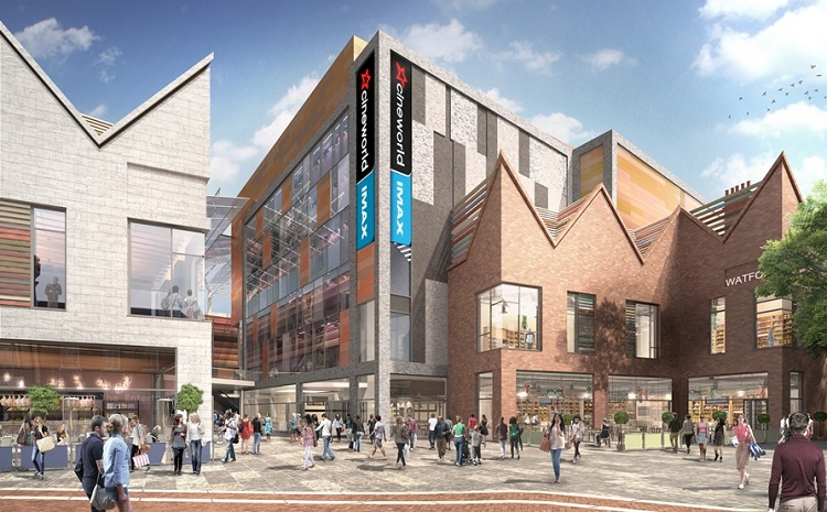 Intu Watford Extension To Add Eleven New Restaurants