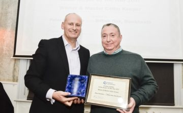 Peter Clements named Ei Publican Partnerships' Cellar Keeper of the Year