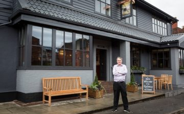 The railway Pub reopens following investment from Robinsons Brewery