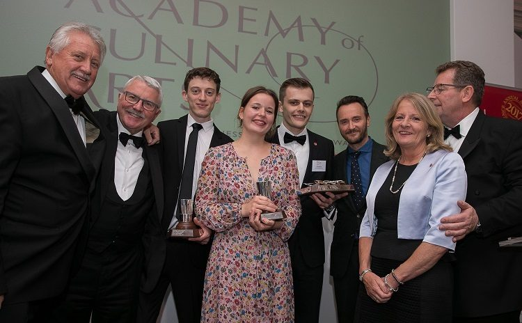 The Royal Academy of Culinary Arts Annual Awards of Excellence 2018