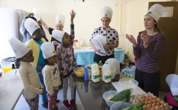 Chartwells to support London's hungry children during school holidays