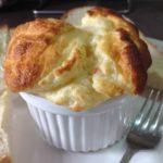 Cream Cheese, Smoked Bacon & Irish Black Butter Soufflé Recipe