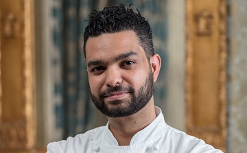 Introducing new Head Chef at The Petersham Restaurant, Jean-Didier Gouges