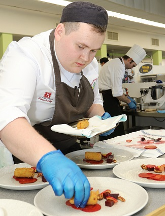 937acd7cd19329 Third time lucky as Tom wins the National Chef of Wales title ...