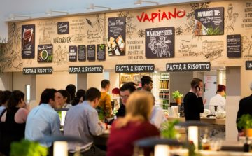 Vapiano to double London Presence with three 2018 restaurant openings