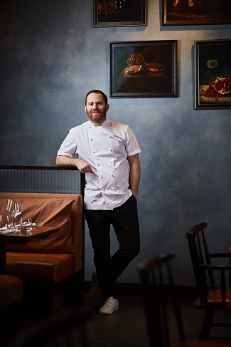 Chef Bryn Williams' new veg-centric restaurant at Somerset ...