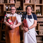 Francesco and Luca's Food and Wine Tales at Radici