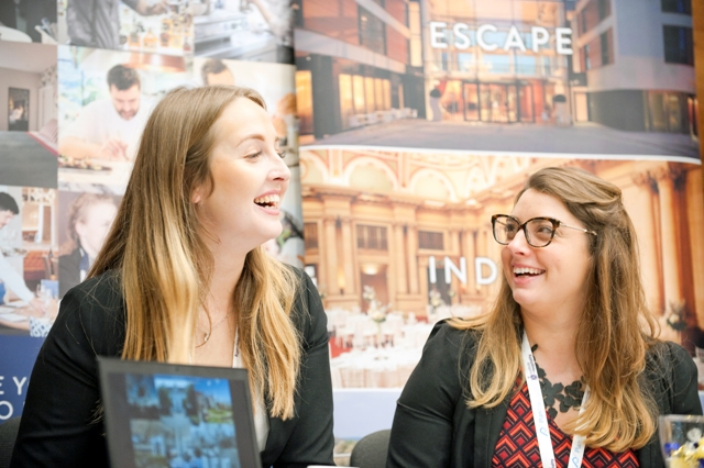 Institute of Hospitality Stages Careers Fair During