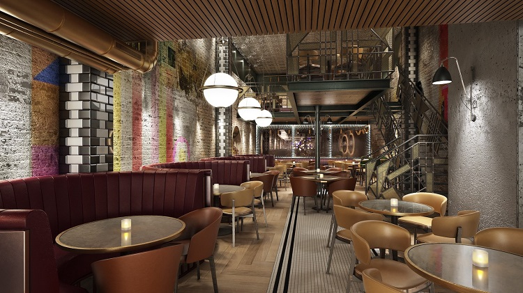 Old compton brasserie to launch this summer hospitality
