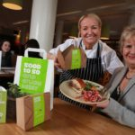 Surge in Scottish hospitality businesses signing up to 'Good to Go' doggy bag scheme