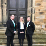 Trio of new appointments at Lumley Castle
