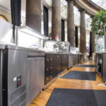 The Devonshire Dome's multifunctional kitchen – built around Williams Refrigeration