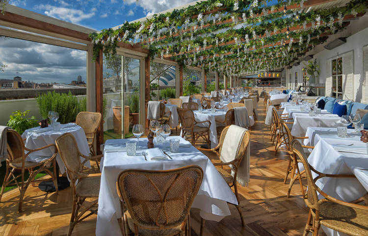 Selfridges Launches Alto By San Carlo Its New Rooftop