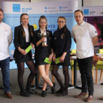 Stand-out starter earns trio culinary title