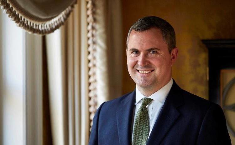 Stuart Geddes promoted to General Manager of The Goring