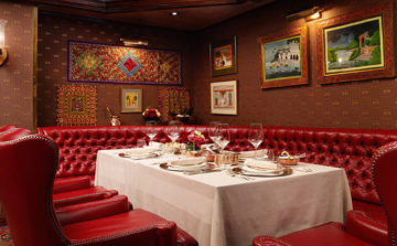 Taste traditional Indian flavours with a South African twist at The Curry Room