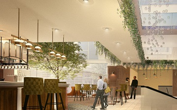 Wetherspoon to start development work on its new pub/hotel in Dublin