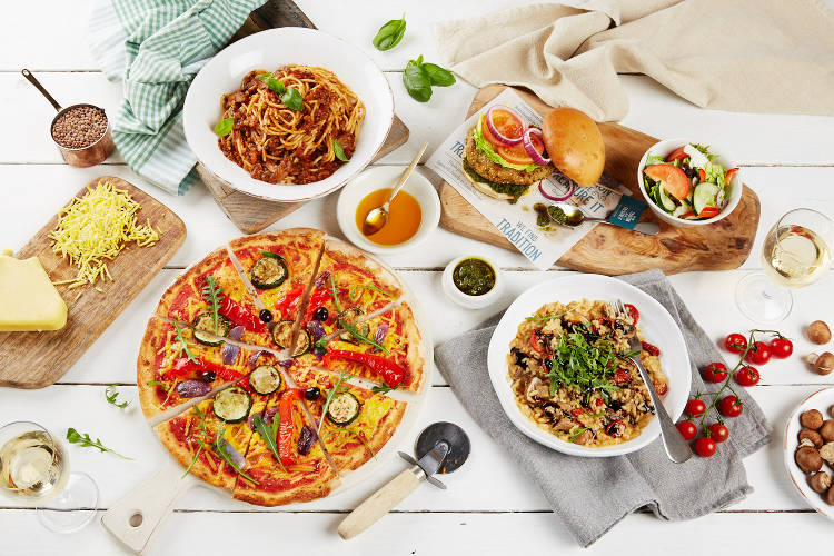 Bella Italia Builds On Positive Year With New Menu Launch