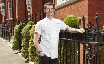 Belmond appoints Adam Handling as Executive Chef at Belmond Cadogan Hotel