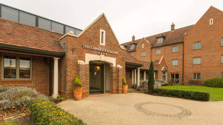 The Cambridge Belfry Hotel And Spa