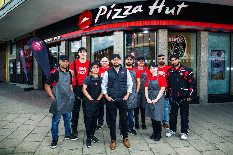 Luton Grabs A Slice Of Action With The Launch Of The Uks