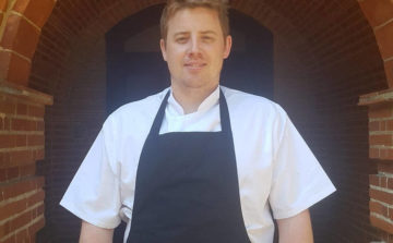 Ten-year anniversary for executive head chef Mark Grieveson at New Place Hotel