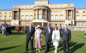 Portsmouth hotel gets up close and personal with Harry and Meghan at Royal Garden Party