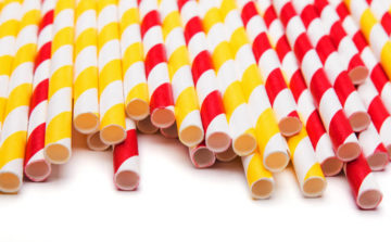 Sodexo says no to plastic straws and stirrers