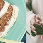 Hope and Glory Tea's afternoon tea pairing, South African Banana Cake with Chamomile