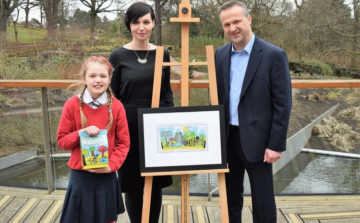 Local pupil wins Botanics lunchbox design competition