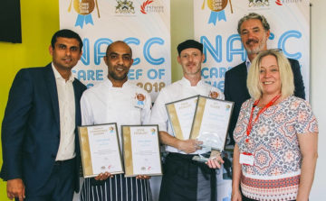 Avery chefs whip up a treat at The National Finals
