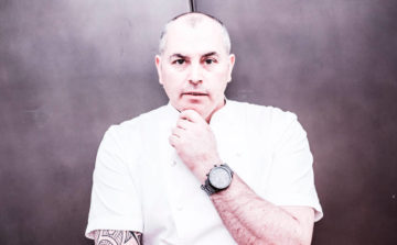 Barry Tonks appointed as Executive Chef of The Restaurant at Sanderson