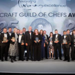 Alain Ducasse, Clare Smyth and Angela Hartnett honoured at Craft Guild of Chefs 25th award ceremony