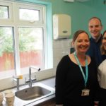 InSinkErator provides two of the UK's leading homeless charities with steaming hot water taps