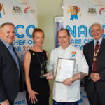 John Grover wins NACC Care Chef of the Year 2018