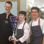 Newmarket Chef scoops first prize in regional competition