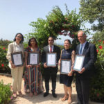 Sodexo team commended for excellent service by British Forces Cyprus