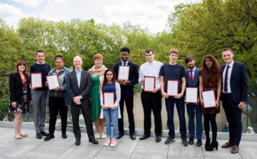 CH&CO and The Prince's Trust help young people 'Get into Hospitality'