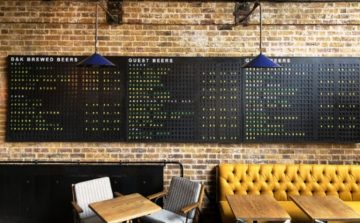 Hoxton's first onsite brewpub launches