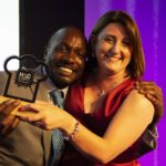 Inspirational chef mentor work recognised at UK industry Awards