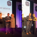 Leading chefs celebrate first-ever Mentor Awards at Celtic Manor
