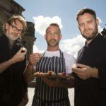 Edinburgh chef toasts Fringe debut in Nigel Slater play