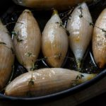 Butternut Squash and Thyme Stuffed Onions Recipe by Steve Groves